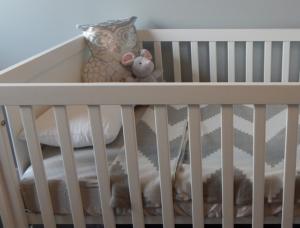 Babymöbel Weiß