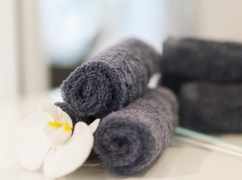 personalisierte Handtücher
