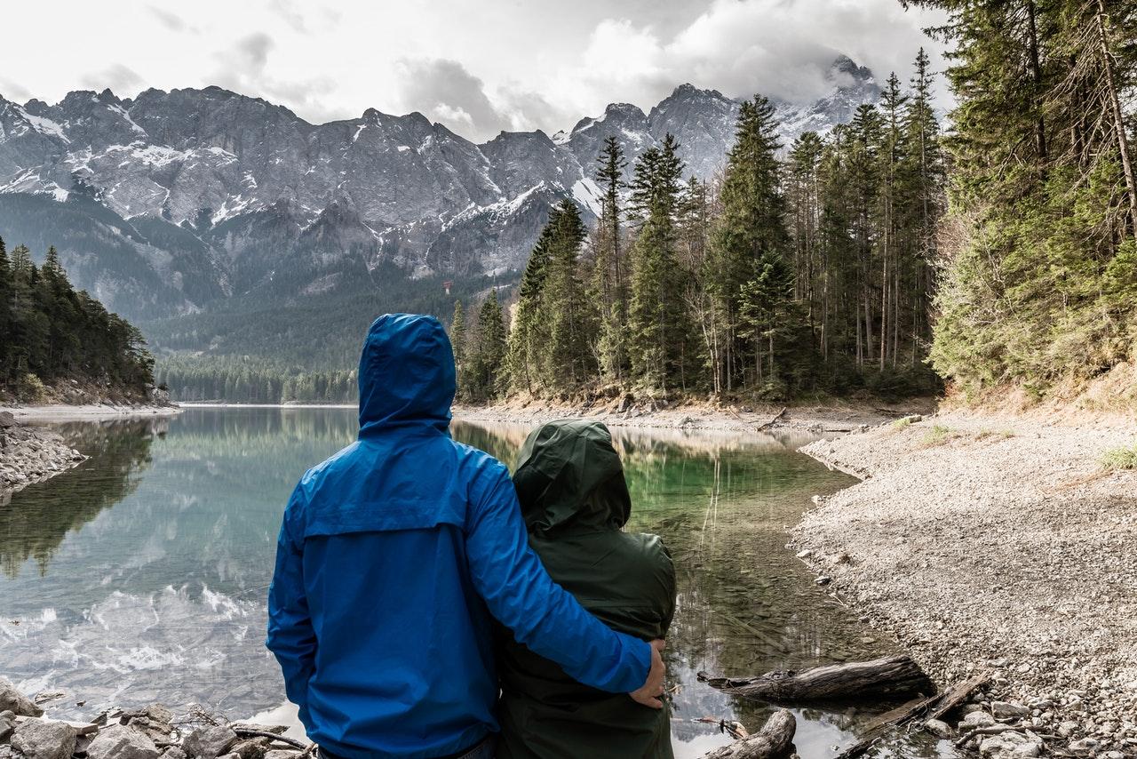 Urlaub in den bayerischen Wäldern
